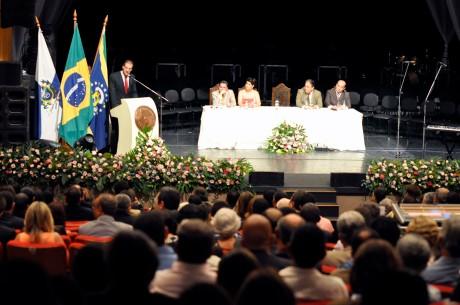 Diplomação de Rosinha: Foto: Thiago Freitas